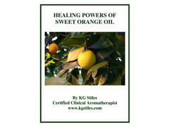 HEALING POWERS OF SWEET ORANGE OIL (The Aromatherapyofession